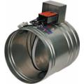 Противопожарный клапан ОКС-1М-(60)-РВ диаметр 100