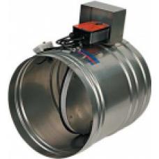 Противопожарный клапан ОКС-1М-(60)-РВ диаметр 250