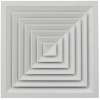 Диффузоры прямоугольные