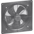 Вентилятор осевой ВО 200-4Е-03-В (220В) с настенной панелью