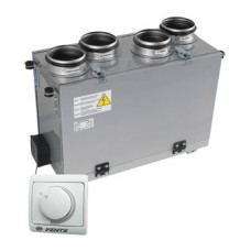 Приточно-вытяжная установка ВУТ 200 В мини